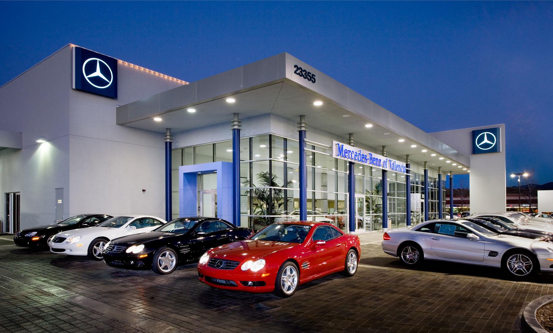 Mercedes-Benz of Valencia - Snyder Langston
