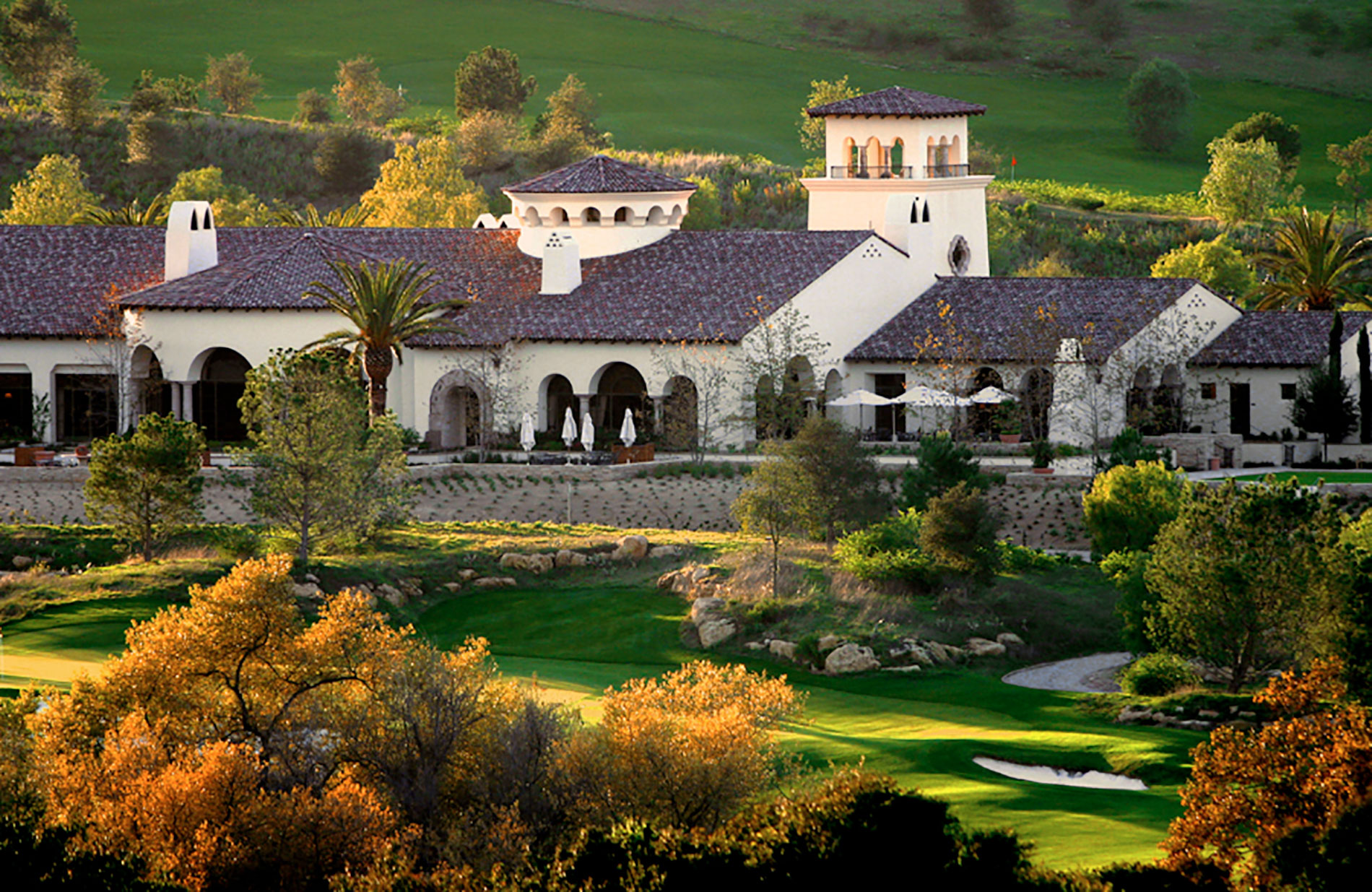 Shady Canyon Golf Club in Irvine - California Golf Courses