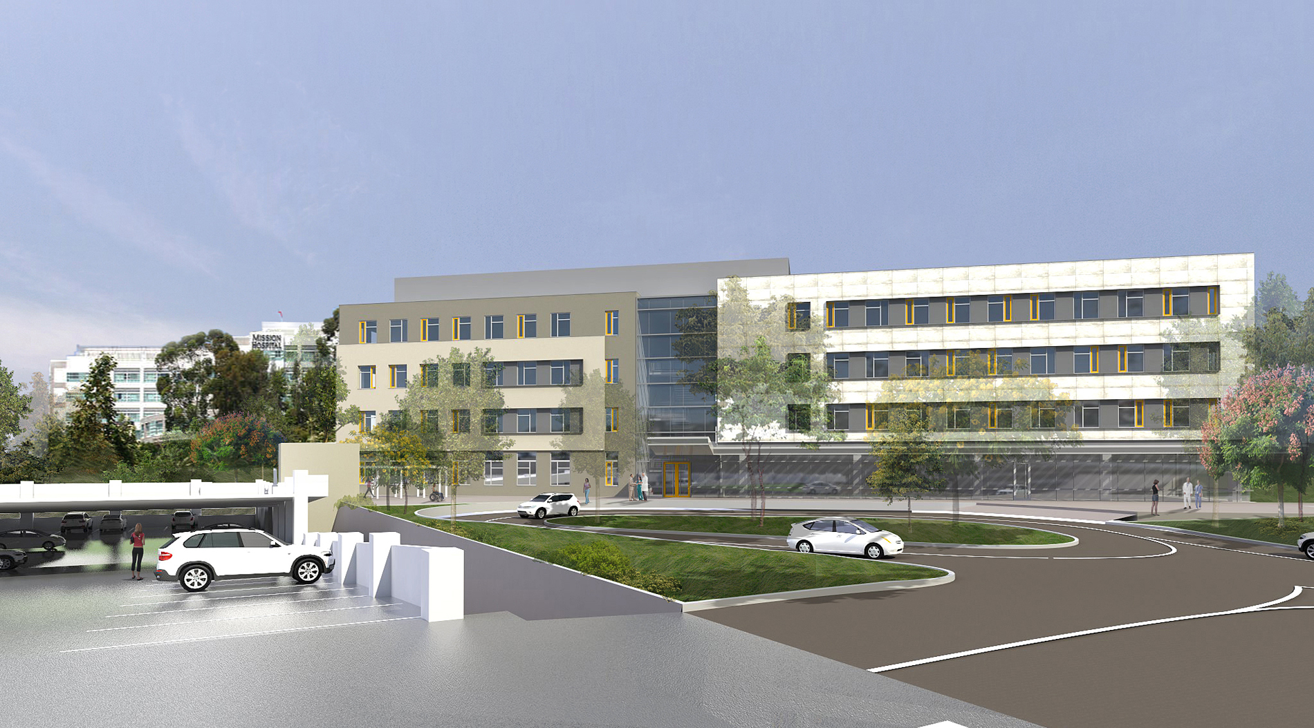 Mission Viejo Medical Office Building and Parking Structure ...